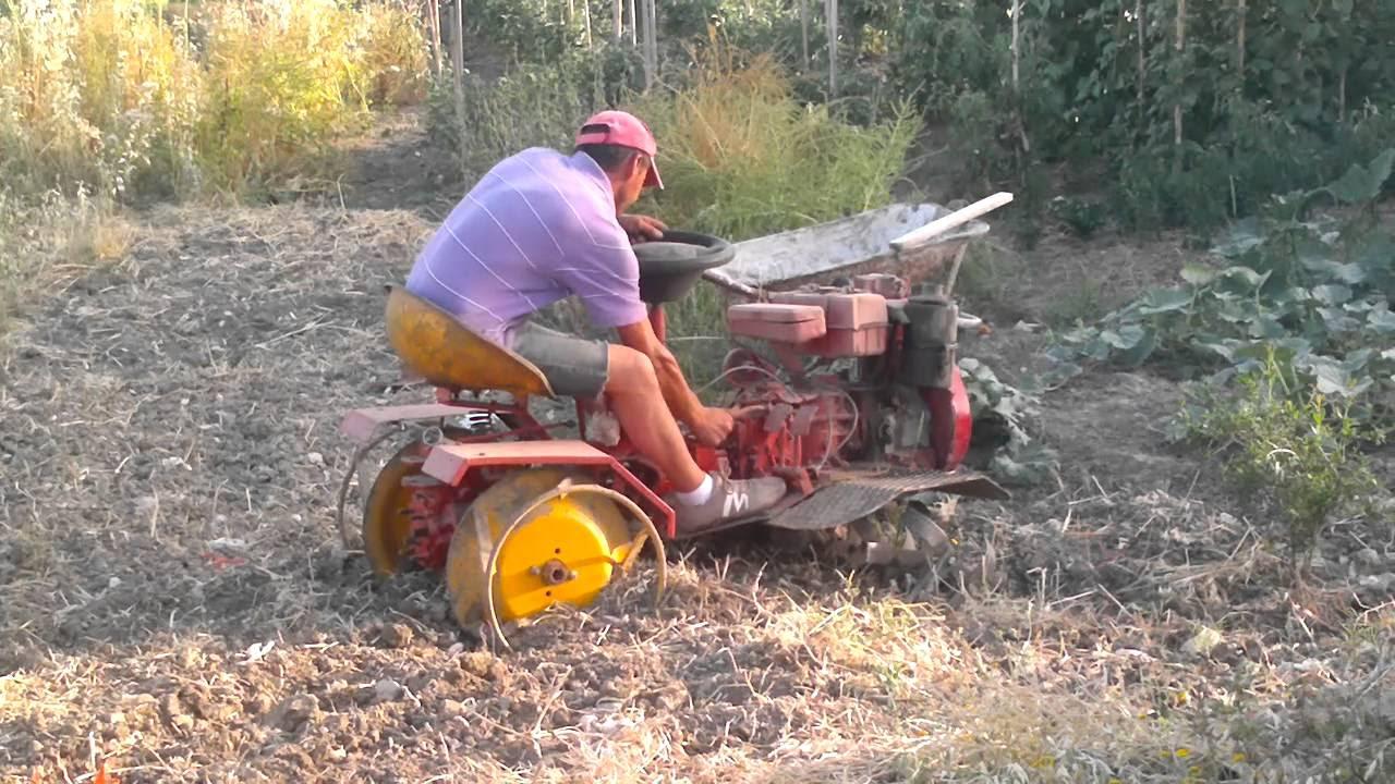 Trattori agricoli usati macchine motozappa mab ghiro for Trincia x motocoltivatore