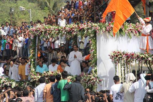 Good Bye Amchi Mumbai..Dhanyawad by firoze shakir photographerno1