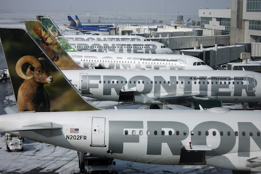 Frontier jet that carried Ebola patient made five more flights