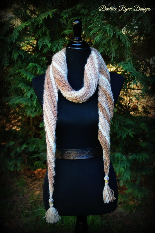 Sands of Time Scarf...