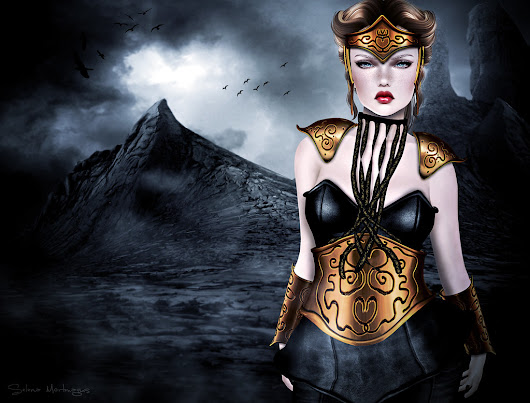 Lost in the Darkness ~ Poison Girls - The fashion world at your fingertips.