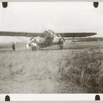 Trimotor aircraft