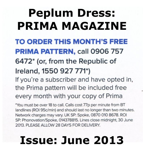 Prima Magazine - Pattern, June 2013 (05)