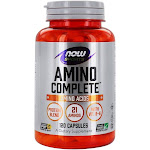 NOW Foods NOW Sports Complete Amino Acids 120 Capsules