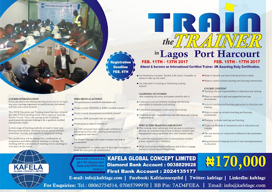 Attend & Become an International Certified Trainer