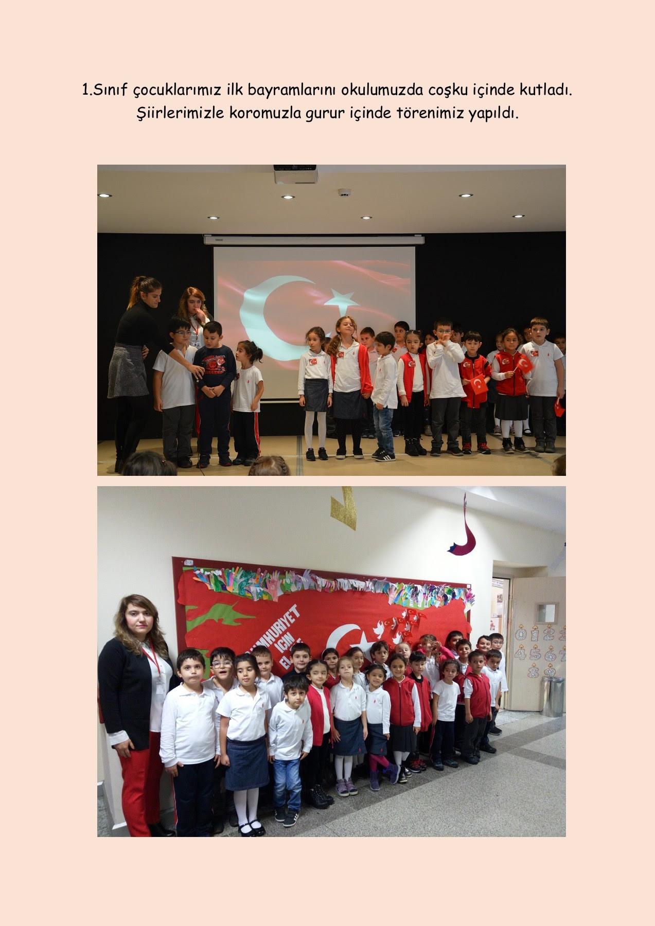 Kültür Koleji Ilkokulu 29 Ekim Cumhuriyet Bayrami Pages 1 22