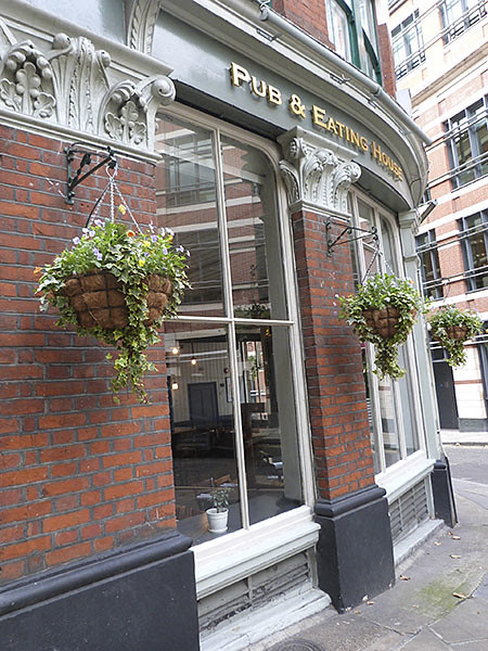 pub and eating house