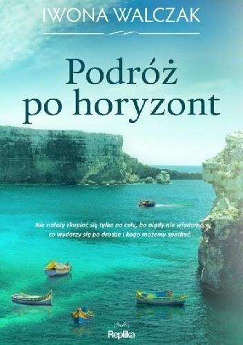 Okładka książki Podróż po horyzont