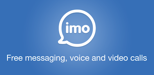 imo free video calls and chat for Android and iPhone - click to download