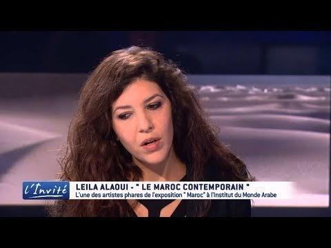Leila Alaoui Photographer Death, هي مصورة مغربية فرنسية  ليلى العلوي