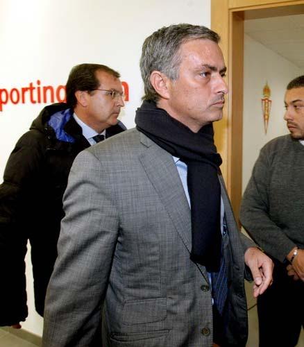 José Mourinho: polémico por naturaleza