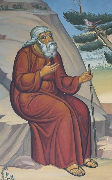 IMG ST. ISAIAH, Founder of Kykkos Monastery