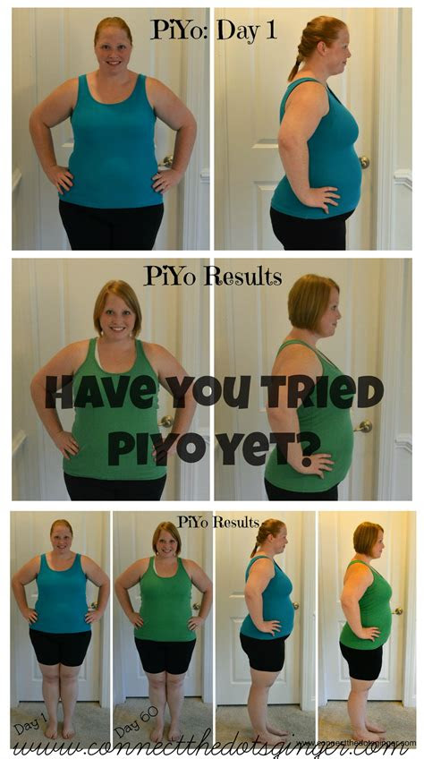piyo result pictures beachbody coach life baby