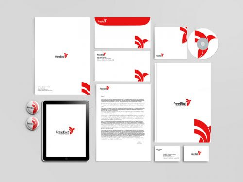 Download Free Corporate Branding Mockup Set Free PSD at Downloadpsd.cc