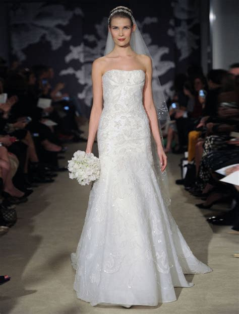 Carolina Herrera Clementine 32502 Wedding Dress Discounted