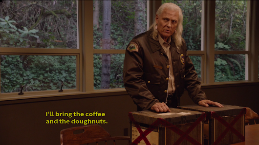 Twin Peaks - Season 3 coming 2017