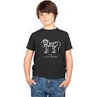 T-Line Napoleon Dynamite Liger T-Shirt - Black - YL