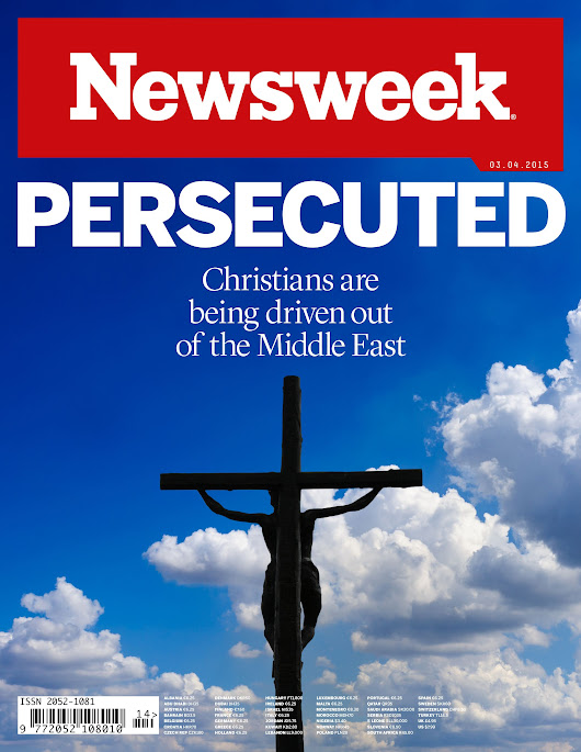 The New Exodus: Christians Flee ISIS in the Middle East