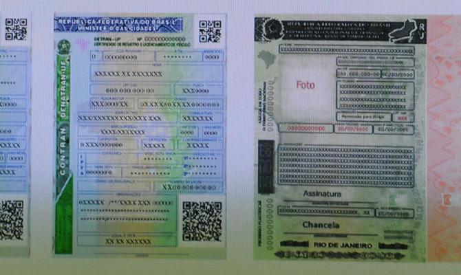 Carteira de Habilitação e documento do veículo podem deixar de ter porte obrigatório