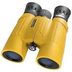Barska - Floatmaster 10x30 Binocular - Yellow