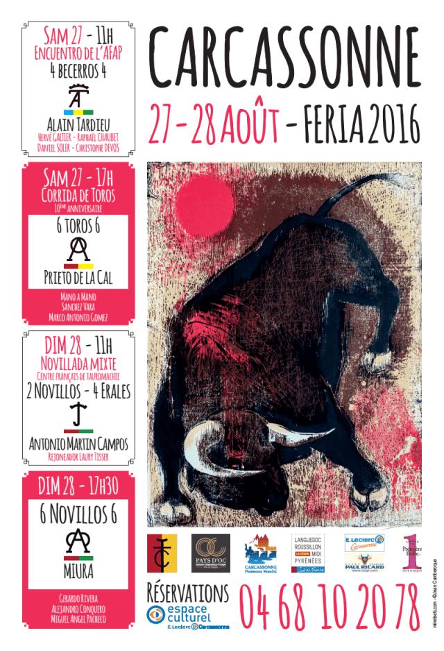 Carcassonne 2016