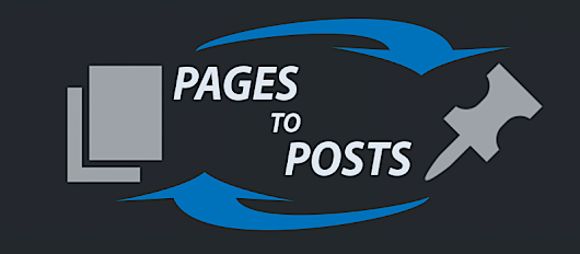 How to Switch Pages to Posts on Your WordPress Website