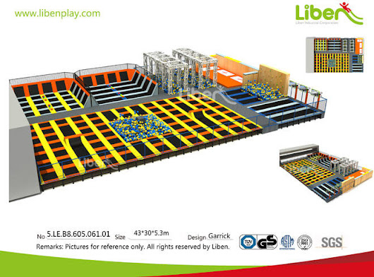 Liben Main Playground Products-Outdoor Playground, Indoor Playground, Trampoline Park and Fitness Equipment