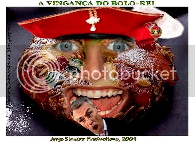 Museu 101 - A Vingança do Bolo-Rei by J.Sineiro,2009