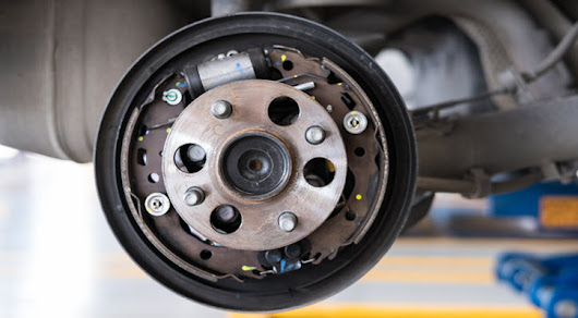 The Importance of Your Car's Wheel Bearings - Santa Barbara Autowerks