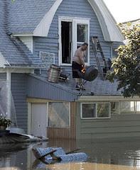 House Flooded Iowa