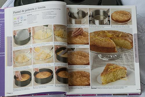 Pastel polenta y limón_libro