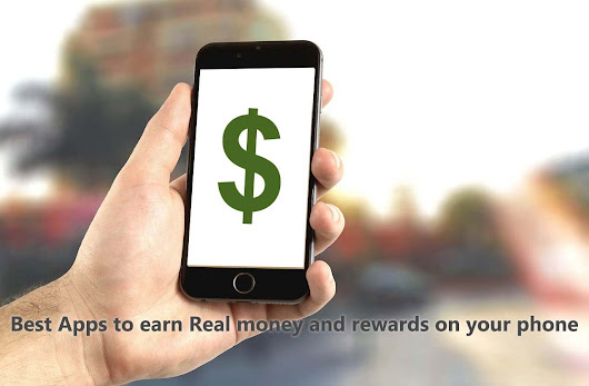 Android apps that can help you earn real money and rewards - GoGadgetX