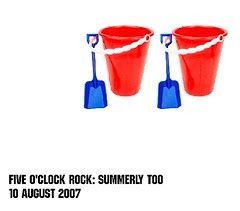Five O'Clock Rock: Summerly Too