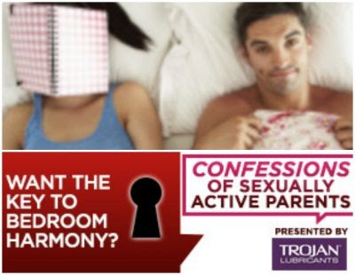 Trojan and YourTango Confessions of Sexually Active Parents