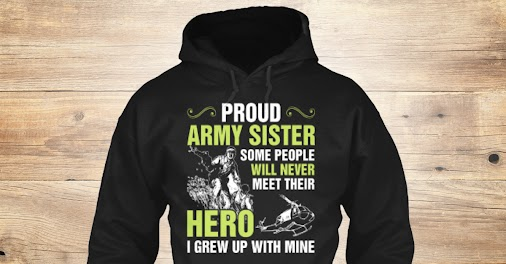 The American Need Heroes Shirt Check out: https://teespring.com/proud-army-sister-hero-shirt  #heroesshirt...