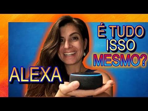 Conheça TUDO SOBRE A ALEXA de uma vez por todas!