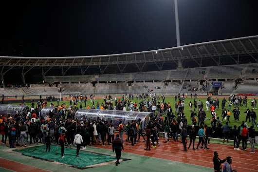 FIFA probes Ivory Coast, Senegal crowd trouble - World Soccer Talk