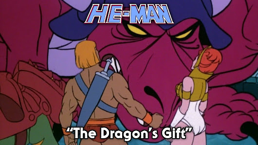 Episode #086 - MotU-Cast #06 - The Dragon's Gift