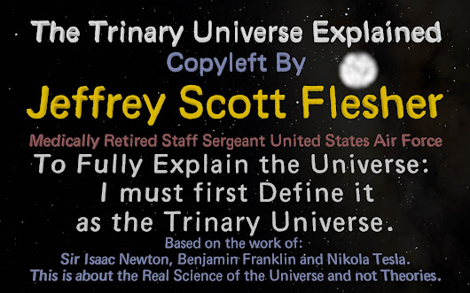 The Trinary Universe Explained
