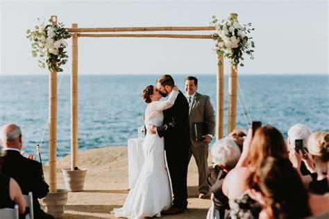 Sunset Cliffs & Ultimate Skybox Wedding   San Diego, CA