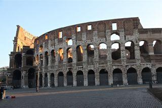 A - Rome – Colosseum exterior