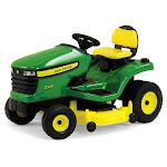 ERT45484 ERTL - John Deere X320 Lawn Mower - Model Toy