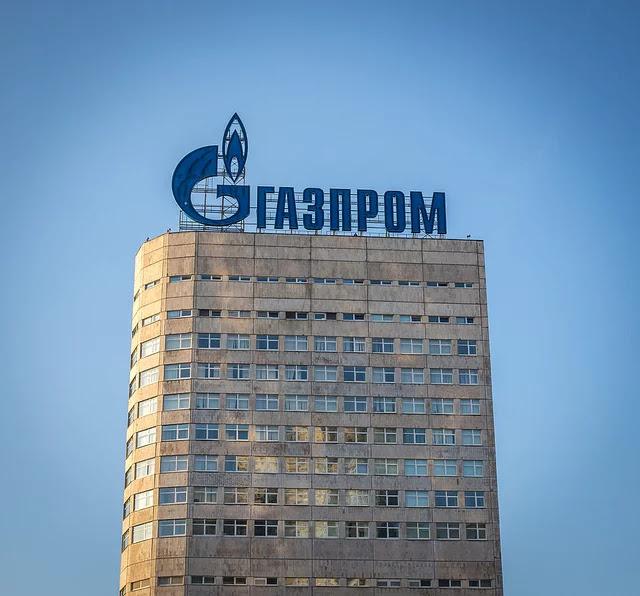 Gazprom Credit Thawt Hawthje (Creative Commons)