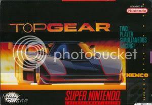 Caixa de Top Gear - Alguem viu esse carro no jogo? O_o