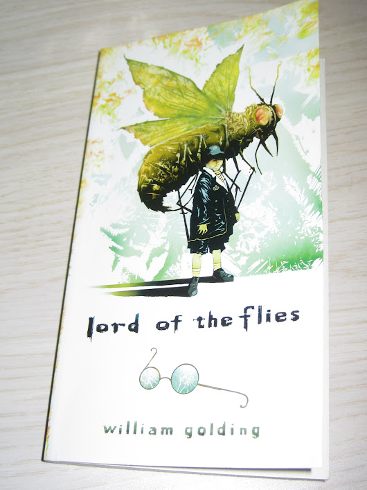 Did you read Lord of the Flies in high school?