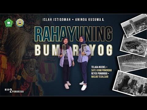 """Rahayuning Bumi Reyog"", MAN 2 Ponorogo | Madrasah Vlog Competition 2019"