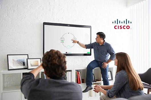 Meet Cisco Spark Board, All-in-one device for team collaboration