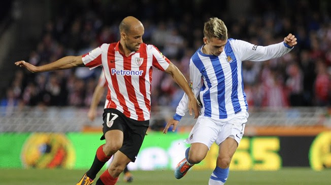 Athletic Bilbao Vs Real Sociedad Live stream La Liga 2015