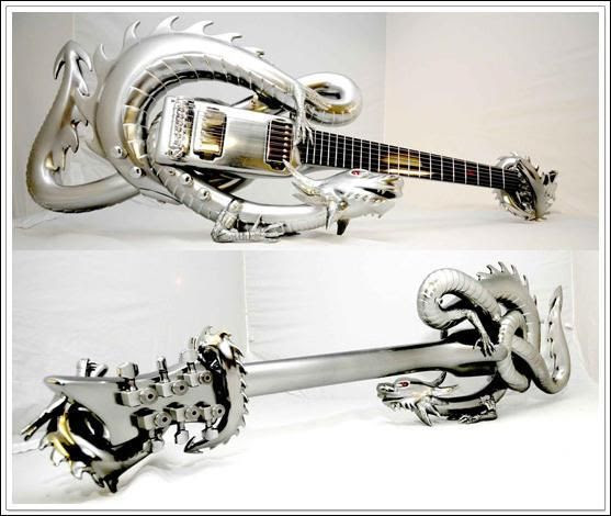 The Metal Dragon