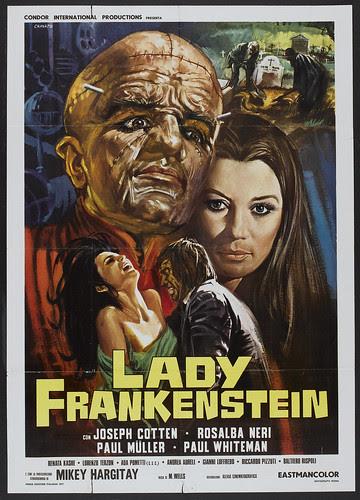 Lady Frankenstein (1971)